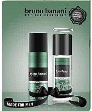 Parfumuri și produse cosmetice Bruno Bananii Made For Men - Set (deo/spray75+ deo/150ml)