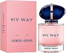 Parfumuri și produse cosmetice Giorgio Armani My Way - Apă de parfum
