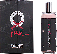 Parfumuri și produse cosmetice Loewe I Loewe Me - Apă de toaletă