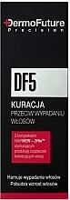 Parfumuri și produse cosmetice Tratament pentru păr împotriva căderii părului - DermoFuture DF5 Course Against Hair Loss