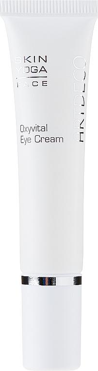 Cremă pentru zona ochilor - Artdeco Oxyvital Eye Cream — Imagine N2
