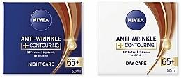 Set - Nivea Box Face Antiage 65+ (micellar/200ml + cr/2x50ml) — Imagine N4