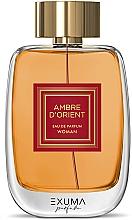 Parfumuri și produse cosmetice Exuma Ambre D'orient - Apă de parfum