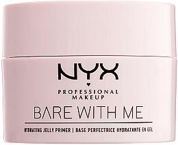 Parfumuri și produse cosmetice Bază hidratantă de machiaj - NYX Professional Makeup Bare With Me