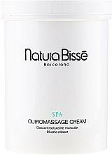 Parfumuri și produse cosmetice Cremă pentru masaj - Natura Bisse Spa Quiromassage Cream