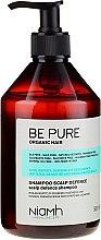 Parfumuri și produse cosmetice Șampon de păr - Niamh Hairconcept Be Pure Scalp Defence Shampoo