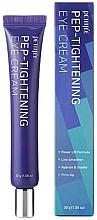 Parfumuri și produse cosmetice Cremă cu peptide pentru zona ochilor - Petitfee Pep-Tightening Eye Cream