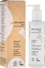 """Parfumuri și produse cosmetice Șampon pentru copii """"Fără lacrimi"""" - Pierpaoli Baby Care Cream Shampoo"""
