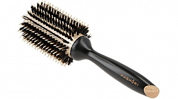 Parfumuri și produse cosmetice Perie rotundă de păr, 38 mm - Kashoki Hair Brush Natural Beauty