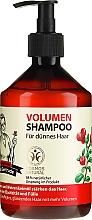 Parfumuri și produse cosmetice Șampon pentru păr cu volum - Oma Gertrude