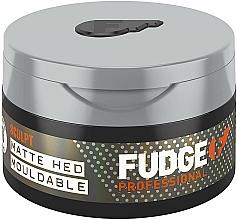 Parfumuri și produse cosmetice Pastă texturizantă cu fixare puternică - Fudge Matte Hed Mouldable