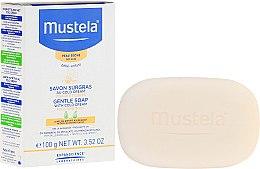 Parfumuri și produse cosmetice Săpun - Mustela Surgras Au Cold Gentle Soap With Cold Cream