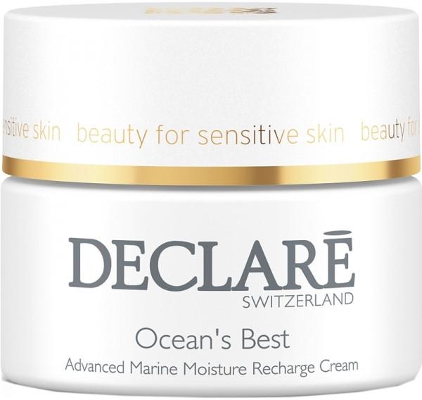Cremă de față - Declare Ocean's Best Advanced Marine Moisture Recharge Cream — Imagine N1