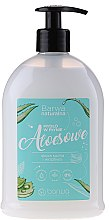 Săpun lichid cu extract de aloe - Barwa Natural Liquid Soap With Aloe Vera — Imagine N1