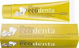 Parfumuri și produse cosmetice Pastă de dinți pentru a întări smalțul - Ecodenta Extra Enamel Strengthening Melon Flavor Toothpaste