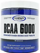 "Parfumuri și produse cosmetice Supliment alimentar ""Aminoacizi"" - Gaspari Nutrition BCAA 6000"