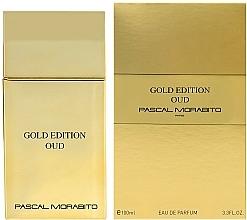 Parfumuri și produse cosmetice Pascal Morabito Gold Edition Oud - Apă de parfum