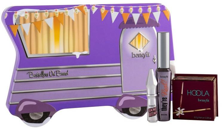 Set - Benefit Holiday Set (mascara/8ml+brow/gel/3g+powder/4g) — Imagine N1