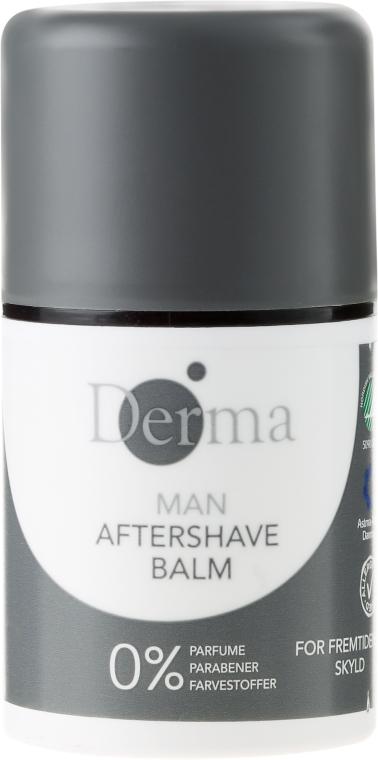 Balsam calmant după ras - Derma Man Aftershave Balm — Imagine N1