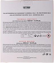 Set - STR8 Thermal Protect (deo/150ml+sh/gel/250ml) — Imagine N2