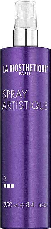 Lac de păr cu fixare puternică - La Biosthetique Spray Artistique — Imagine N1