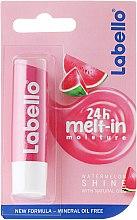 "Parfumuri și produse cosmetice Balsam de buze ""Pepene verde"" - Labello Watermelon Shine Lip Balm"