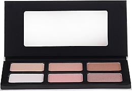 Parfumuri și produse cosmetice Paletă iluminator pentru față - Moira Strobe & Allure Highlighting Palette