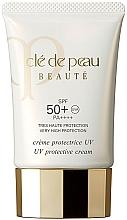 Parfumuri și produse cosmetice Cremă protectoare de zi pentru față SPF 50 - Cle De Peau Beaute UV Protective Cream
