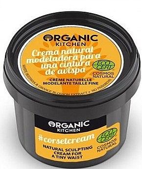 Cremă pentru modelarea taliei - Organic Shop Organic Kitchen Corsetcream