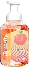 Parfumuri și produse cosmetice Spumă pentru spălarea mâinilor - TasTea Edition Peach Foaming Hand Wash