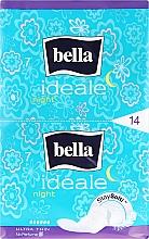 Parfumuri și produse cosmetice Absorbante Ideale Ultra Night StaySofti, 14 bucăți - Bella