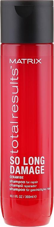 Șampon cu ceramide pentru restaurarea părului - Matrix Total Results So Long Damage Shampoo