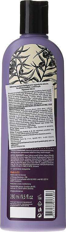 Șampon cu extract de ienupăr împotriva căderii părului - Reţete bunicii Agafia  — Imagine N2
