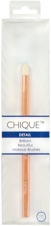 Pensulă pentru farduri - Royal & Langnickel Chique Detail Brush — Imagine N1