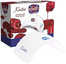 Parfumuri și produse cosmetice Lampă LED, albă - Ronney Professional Katie 24W (GY-LED-037(9C) Lamp