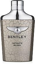 Parfumuri și produse cosmetice Bentley Infinite Rush - Apă de toaletă
