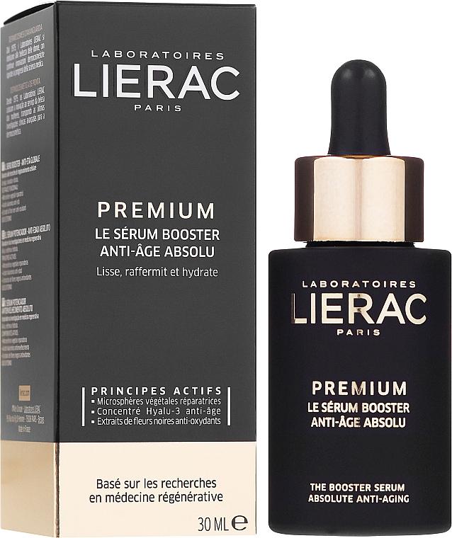 Ser anti-rid - Lierac Exclusive Premium Serum Regenerant — Imagine N1