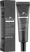 Parfumuri și produse cosmetice Cremă cu mucină de melc negru, tub - Mizon Black Snail All In One Cream