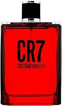 Parfumuri și produse cosmetice Cristiano Ronaldo CR7 - Apă de toaletă (tester fără capac)