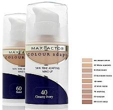 Fond de ten - Max Factor Colour Adapt — Imagine N2