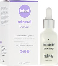 Parfumuri și produse cosmetice Ser micelar pentru față - Indeed Laboratories Labs Mineral Booster Serum