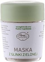 Parfumuri și produse cosmetice Mască minerală din argilă verde pentru față - Jadwiga Face Mask
