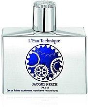 Parfumuri și produse cosmetice Jacques Fath L`eau Technique - Apă de toaletă