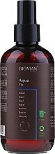 Parfumuri și produse cosmetice Spray pentru modelarea și fixarea coafurii - BioMAN Aqua Fix