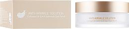 Parfumuri și produse cosmetice Patch-uri de hidrogel pe bază de colagen și aur coloidal pentru ochi, dimensiuni mari - BeauuGreen Collagen & Gold Hydrogel Eye Patch