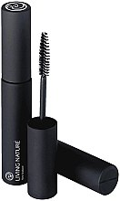 Parfumuri și produse cosmetice Rimel de ochi - Living Nature Thickening Mascara (Jet Black)