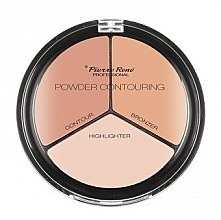 Parfumuri și produse cosmetice Paleta pentru contur facial - Pierre Rene Powder Contouring (6 g)