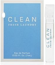 Parfumuri și produse cosmetice Clean Fresh Laundry - Apă de parfum (mostră)