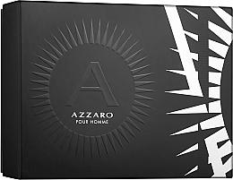 Parfumuri și produse cosmetice Azzaro Pour Homme - Set (edt/50ml + deo/75ml)