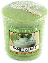 Parfumuri și produse cosmetice Lumânare aromată - Yankee Candle Vanilla Lime